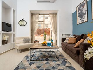 Avishai - Two Bedroom Apartment, Sleeps 6