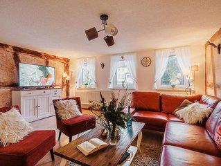 Ferienhaus St. Andreasberg für 9 Personen mit 4 Schlafzimmern - Ferienhaus