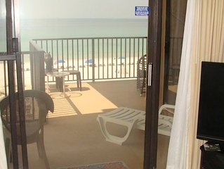 Bchside Condo with Wrap-Around Balcony Located on PANAMA CITY  BEACH
