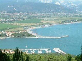 appartamento a 200 metri dalla spiaggia di Fiumaretta