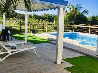 Villa 'Pearl Karaib' + SPA