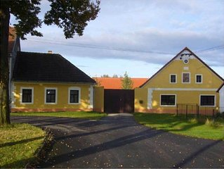 Beautiful home near Lake Lipno and Bohemian Forest with a beautiful and varied