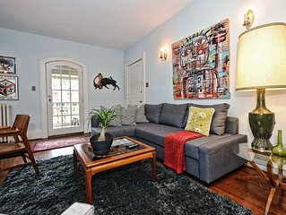 Sweet Furnished Apartment In Historic Elizabeth-Take Streetcar Uptown