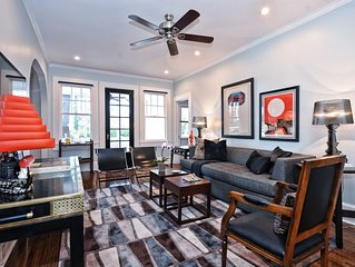 Luxury Furnished Apartment-Charlotte-Myers Park 1 Mile to CMC & Presby