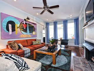 2br/2ba In-Town Condo with Sleeping Porch - Myers Park