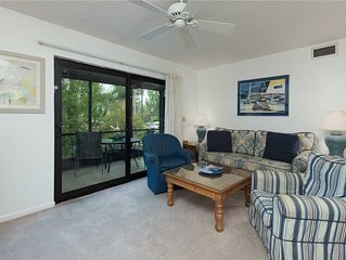 Cozy Dockside 1 bedroom, 1 bath at Sanibel Moorings Resort #1411