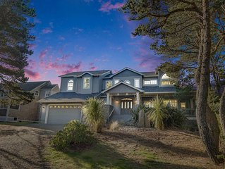 4-for-2 Special,Spectacular 5BD BEACH FRONT HOME | Game Rm, Hot Tub,Wi-Fi
