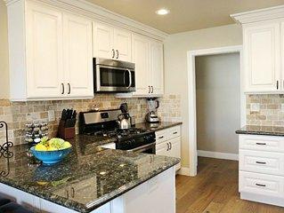 Swanky 5 bedroom 4.5 bath home (3 Master Suites)