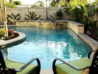 Lavish 5 Bedroom, 4 Bath Pool Home 3/4 Mile To Disney