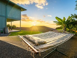 Enjoy the Ocean Views and Breathtaking Sunsets at Ho'onanea Kine