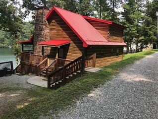 Cabin Fever - Lakefront Cabin - Book Your 2019 Vacation!