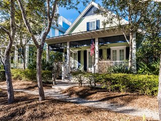 Executive Access Home! Park District - 3 Blocks from the Beach