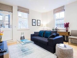 Sweet Fitzrovia VI - One Bedroom Apartment, Sleeps 4