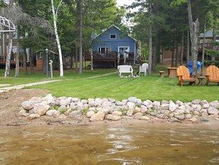 Crooked Lake Cabin Fall booking available Lakewood Crivitz Mountain ATV/UTV
