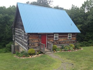 A Blue Ridge Haven just off the BR Parkway, Mabry Mill & Great Wineries!