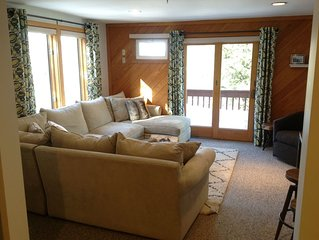 Ski In Ski Out Mountainside Condo 50' from lift.  Bright and updated.