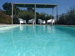 COLONICA ROSE BIANCHE PRIVATE POOL AND HYDROMASSAGE