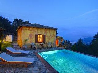 Villa Kentavros Fully private pool villa away from it all!