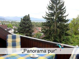 Ferienwohnung Panorama Pur