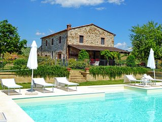 Country house' Villa Giulia ', private pool, in the heart of Maremma Toscana