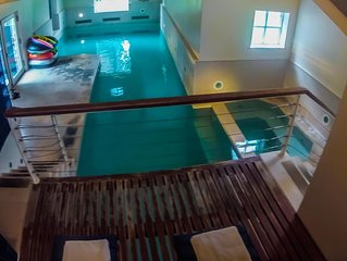 5* Detached Stone Cottage with a Private Indoor Pool (Not Shared)