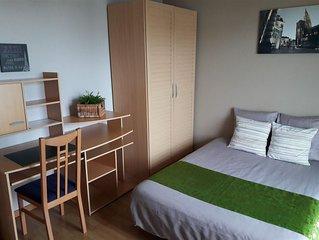 Votre appartement tout équipé aux portes de Strasbourg (Parking et WIFI inclus)