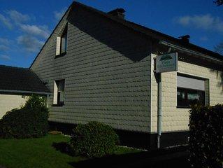 House Outdoor quiet location, Eifelsteig, Fernblich
