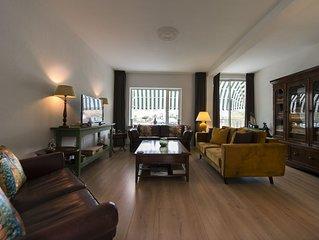 Comfortable apartment with garden near Kijkduin beach and sea (Den Haag)