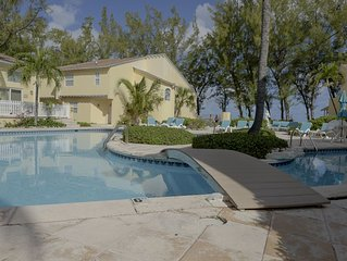 Sunrise Beach Villas - Stunning, Ocean View Poolside Villa With Beach Access