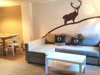 Tranquilla casa tipica con quattro camere ideale per famiglie  e gruppi di amici