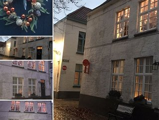 Lady Anna Charming Suite in the Centre of Bruges - Pure