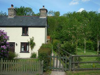 Deer House - cosy cottage in Wales