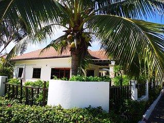 Très belle villa de 140 m2 habitables, avec piscine, équipée à neuf, Wifi et TV