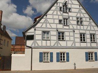 Weißenburg Altstadt: Charmant wohnen im Denkmal