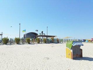 Ferienwohnung für 4 Personen im Center Parc Nordseeküste