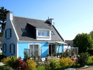Renovated house, Belle Ile en Mer, 500m beach