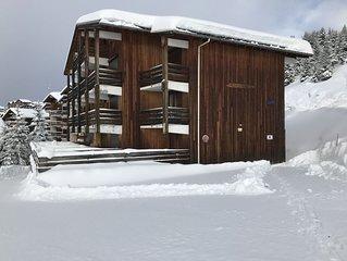 Appartement Pied Des Pistes Balcon Sud Vue Montagne