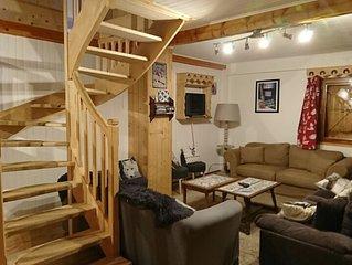 Maison à Annecy, entre Lac et Montagnes, 350m2, 16-18 couchages