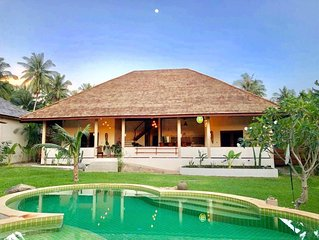 ★Baan Yai★Exclusive villa★5 Bedrooms★