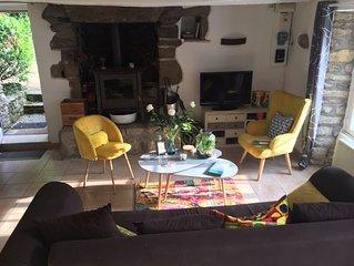 Maison chaleureuse dans village de pêcheurs- 12 pers  avec maison réf ********