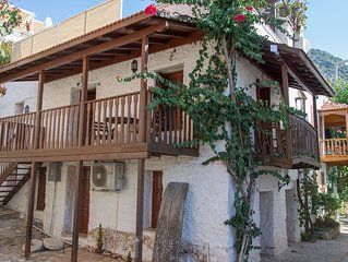 Traditional House In The Heart Of Kalkan Old Town.