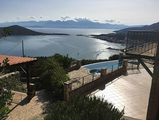 Exclusive, Private Villa With Panoramic Sea Views