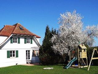 Luxus Ferienhaus mit Sauna, Whirlpool und Kamin - Wellness fur Korper und Seele