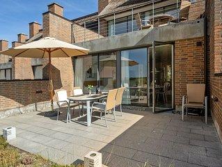 Ferienhaus auf Romo mit Aussicht zum Nationalpark Wattenmeer. Frei Internet