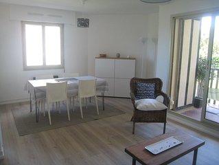 Appartement 68 m2 3 pieces vue mer