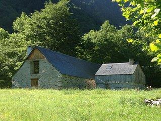 Chalet 10 personnes, en vallee du Louron