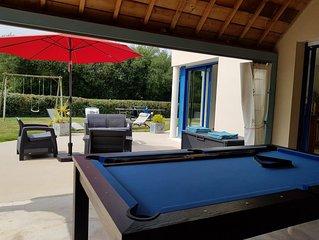 Maison de vacances,  a 500m de la mer avec jardin & terrasse,  ERQUY
