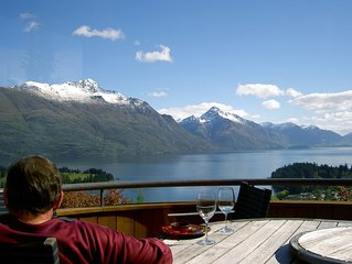 Spectacular Holiday Home in Queenstown New Zealand