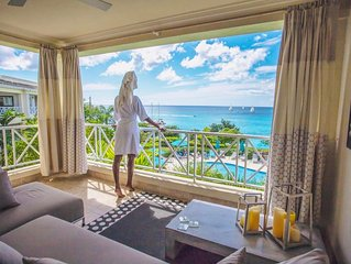 NEW! Designer Penthouse with Oceanview & Full Concierge Service
