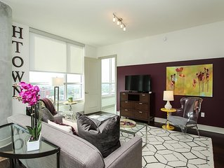 Delightful 2BR w/ Pool in Museum District